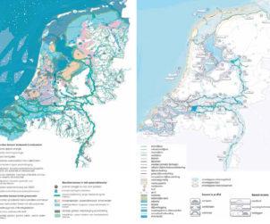 Waterkansenkaart en Dijkenkansenkaart